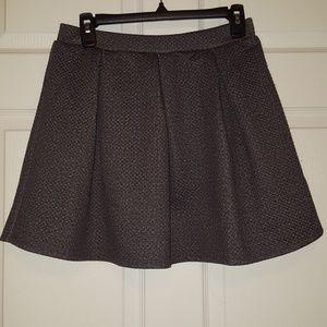 Joe B gray skirt